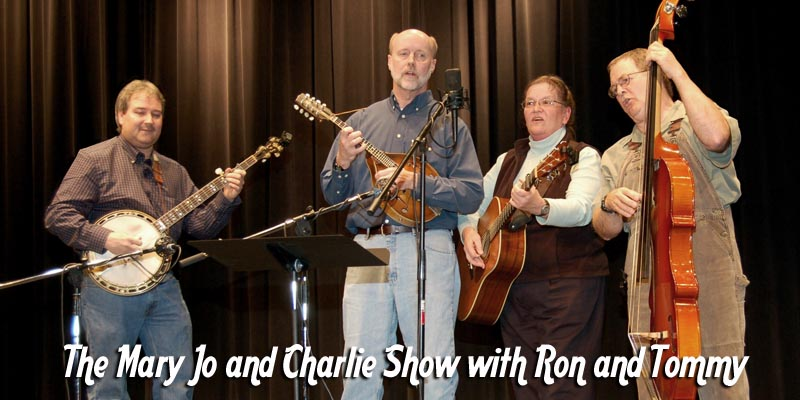The Mary Jo and Charlie Show with Ron and Tommy